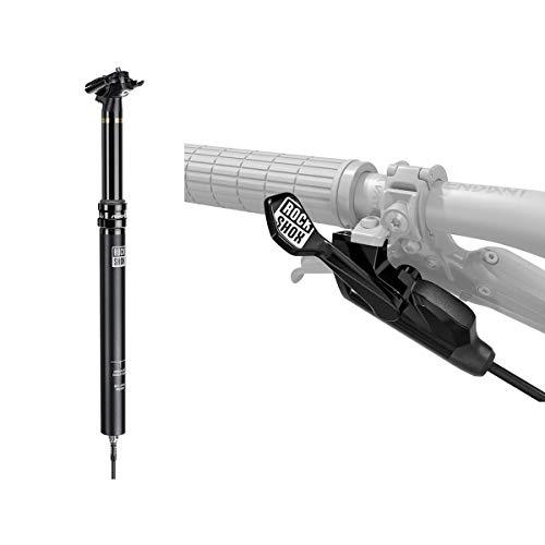 RockShox Reverb Stealth (B1) Dropper Seatpost w/1x Remote Black, 31.6x390mm/125mm Travel