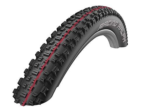 SCHWALBE Racing Ralph HS 425 Addix Speedgrip Snakeskin Folding Mountain Bicycle Tire (Black - 26 x 2.25)