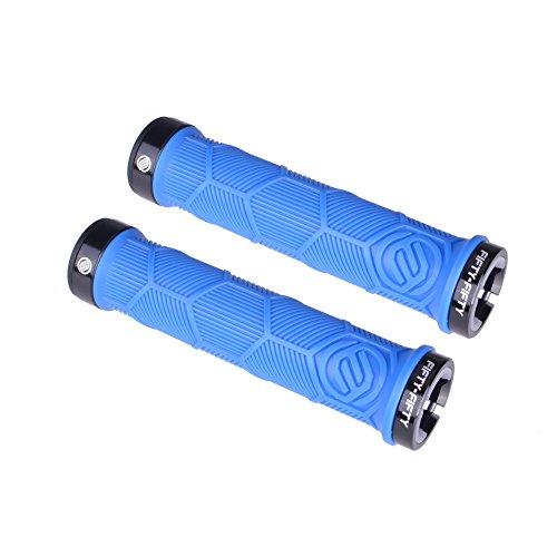 FIFTY-FIFTY Dual Lock-on Mountain Bike Grips