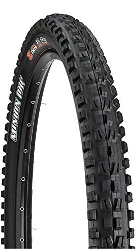 MAXXIS - Minion DHF Tubeless Ready Bicycle Tire   27.5 x 2.5   3C MaxxTerra, EXO, Wide Trail   Black