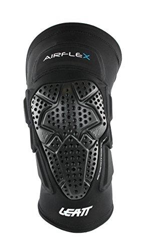 Leatt AirFlex Pro Knee Guard (Black, Large)