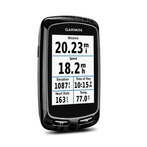 Garmin Edge 810 GPS Unit with Heart Rate Monitor and Speed/Cadence Sensor