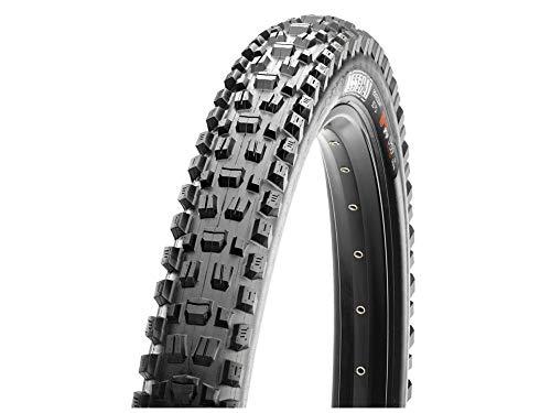 Maxxis Unisex's Assegai MTB, Black, 27.5 x 2.5 3C Maxx Grip Downhill