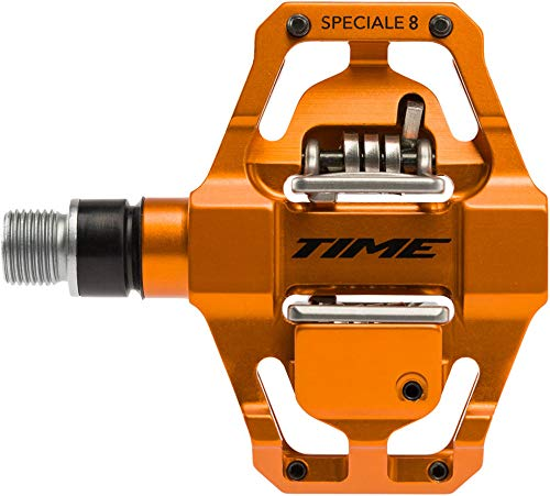 Time Speciale 8 Pedals Orange, Pair