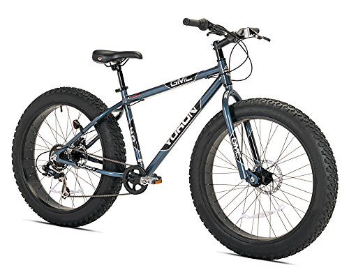GMC Yukon Fat Bike, 26-Inch