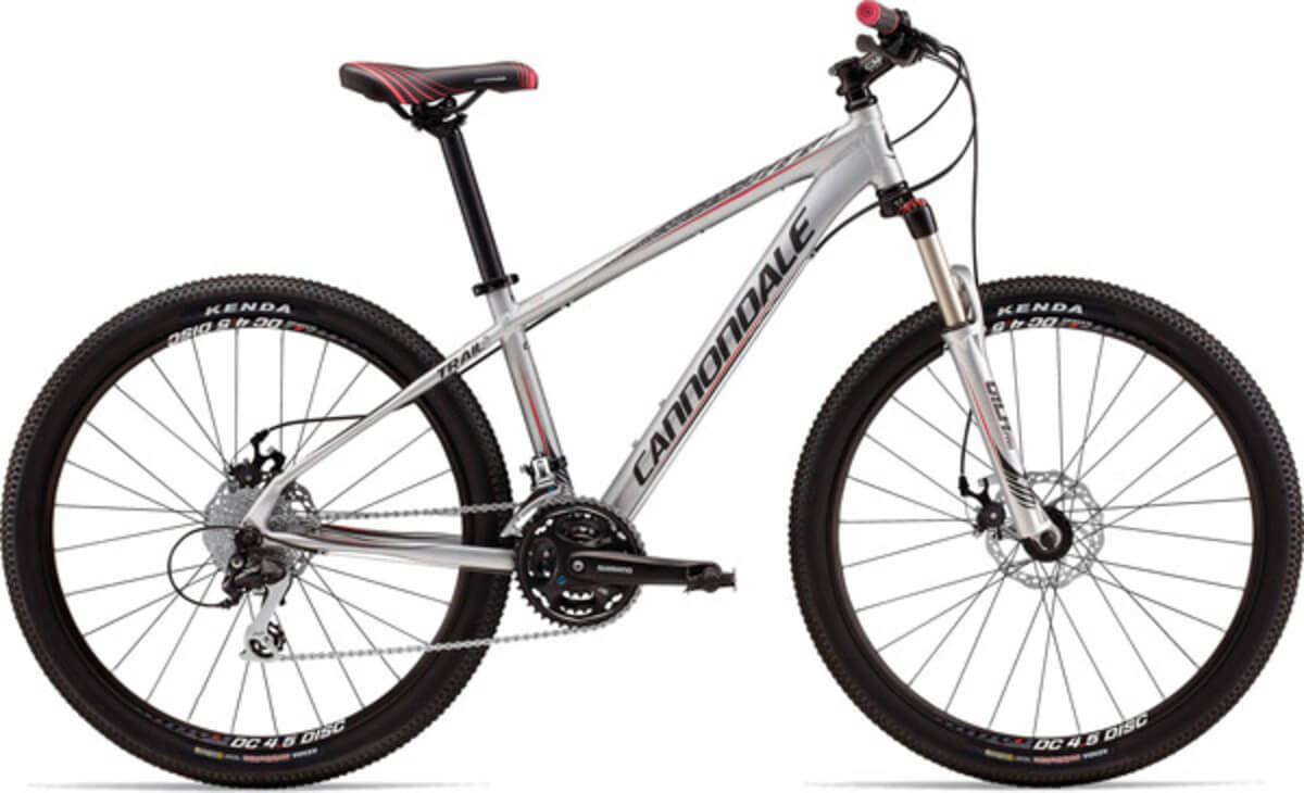 Cannondale trail 5 review- Uppedal.com