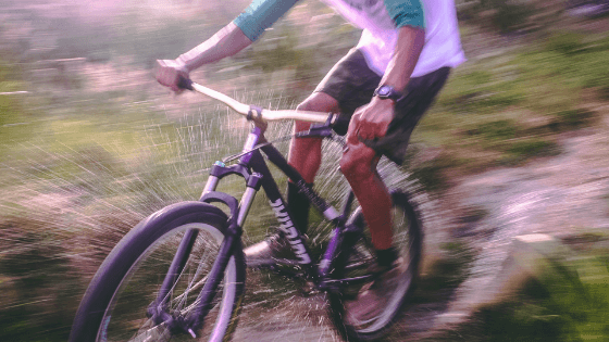 Mountain bike styles