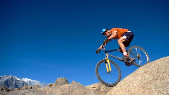 Tips bike climb