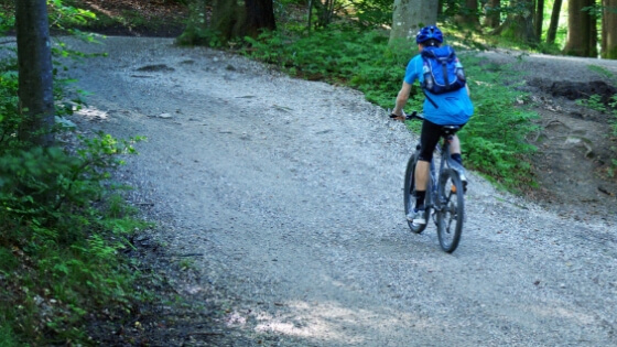 Tips to crush a Mountain bike climb