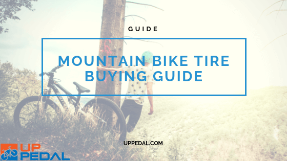 Mountain bike tire guide opt
