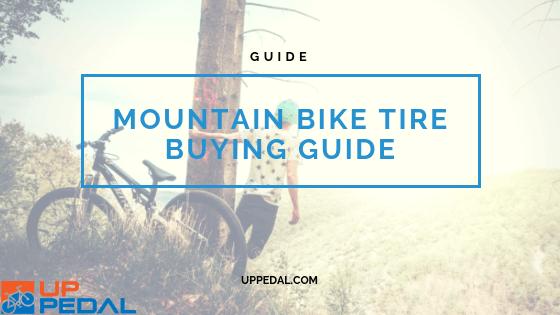 Mountain bike tire guide opt